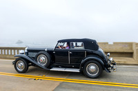 G-02 1933 Duesenberg SJ Brunn RivieraConvertible Sedan