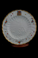 P023 - MEISSEN PLATE FROM THE SWAN SERVICE