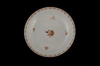 P167 - CHINESE EXPORT SAUCER DISH