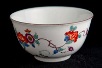 P057 - MEISSEN KAKIEMON DECORATED WASTE BOWL